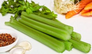 celery and cream cheese