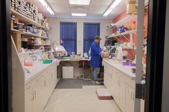 Our In House Laboratory Provides Great Enhancement For Orthodontic Practice